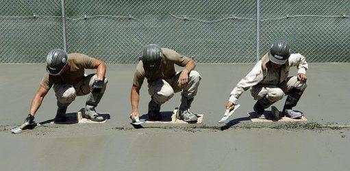 бетонова смес