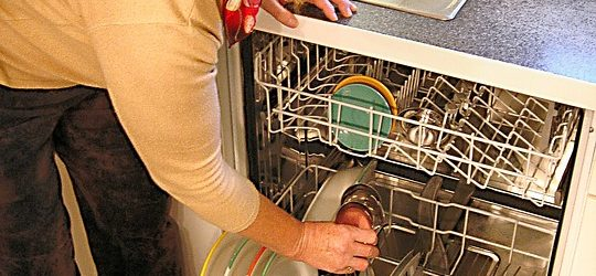 съдомиялна за вграждане под мивка
